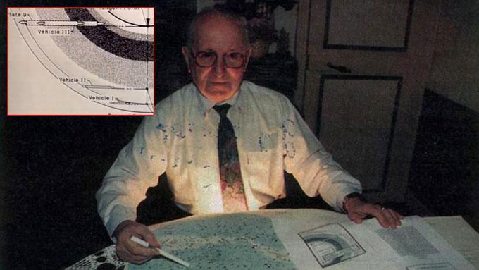 ノーマン・バーグラン博士(Norman Bergrun)