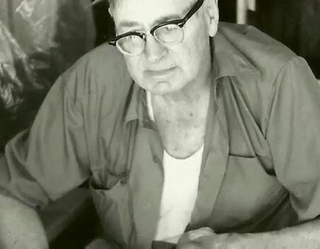 UFOの破片で健康被害に遭ったブローリー・オーツ氏1