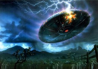 オーロラUFO墜落事件! 100年も前にUFOが墜落し、エイリアンの墓もあった!
