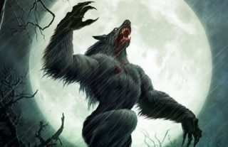 ミシガン・ドッグマンが空中に消え去る! 幽霊オオカミを監視カメラが捉えた?