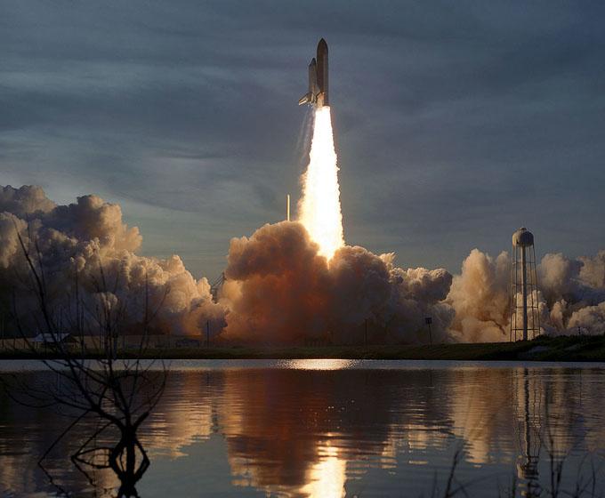 スペースシャトルSTS-48