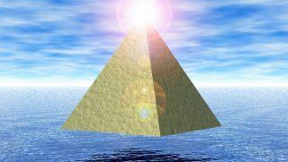 ピラミッドパワーの謎! その不思議なチカラの正体は、アンチエイジング効果にある?