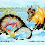 未確認生物オゴポゴは実在する? 巨大生物がオカナガン湖で撮影される!