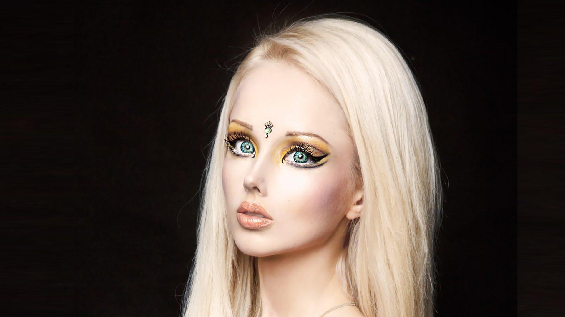 前世が宇宙人、ヴァレリア・ルカノワ