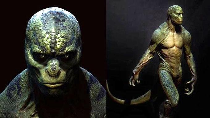 レプティリアン(爬虫類人類)