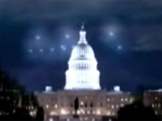 UFO大編隊に、戦闘機が出撃! ワシントン事件は核兵器を開発する人類への警告か?