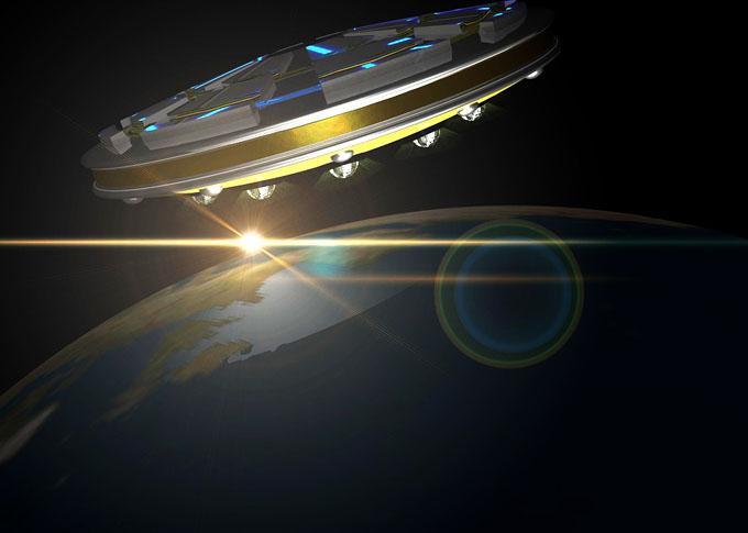 宇宙惑星連合のイメージ