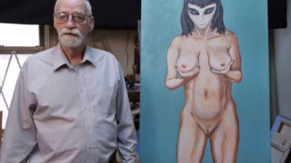 宇宙人に誘拐され、女性宇宙人に童貞を奪われた異色のアブダクション事件!
