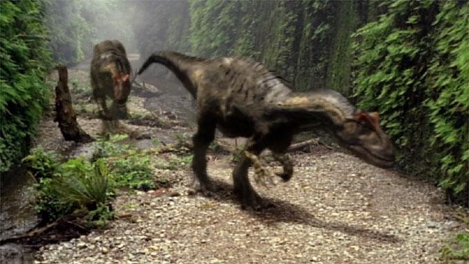 ウォーキングwithダイナソー:アロサウルス