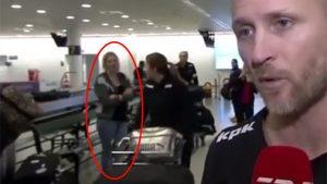 神隠しの決定的な瞬間! TVカメラが捉えていた! 生中継で突然、女性の姿が消えた謎!